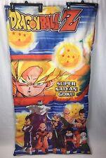 Dragonball Z 2000 Sleeping Bag, Goku, Gohan, Trunks, DBZ Vibrant Color FRSH