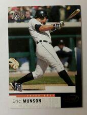 2004 Eric Munson Leaf Press Proof #37 #05/50