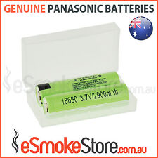 2/4/6x Panasonic NCR 18650 PF 10A 2900mAh Lithium Li-Ion NCR Rechargable Battery