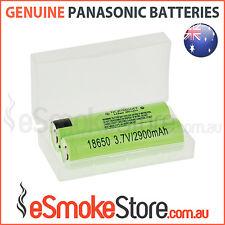 2x Panasonic NCR 18650 PF 10A 2900mAh Lithium Li-Ion NCR Rechargable Battery
