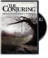 The Conjuring (DVD movie Vera Farmiga Patrick Wilson TRUE STORY  Lili Taylor