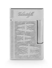 Davidoff 50th Anniversary, Americas Version Dual Flame Lighter 111942 New In Box