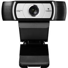 New Logitech Most Advanced HD Webcam C930e 1080p 90 degrees PC & MAC C920 update