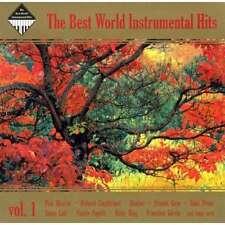 2 CD BEST WORLD INSTRUMENTAL HITS VOL 1 -  2CD DIGIPAK