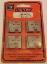 """Berkley BT-00014 Pipe Threader Dies HSS 1-1/4"""" 11-1/2 TPI"""