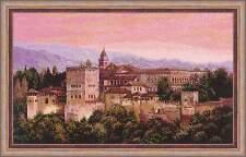 "Counted Cross Stitch Kit RIOLIS - ""Alhambra"""