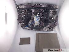 Nylon 6ix 91 snelephant dunkelgrau George Gina & Lucy GG&L GGL Handtasche Tasche