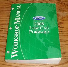 Original 2008 Ford Low Cab Forward Truck Shop Service Manual 08