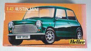 2000's Heller 1/43rd Austin Mini