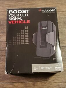 weBoost Drive 4G-S 470107 Cell Phone Signal Booster For Car, Truck, RV, travel