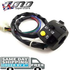 Motorcycle Handlebar Headlight Head Light On Off Start Indicator Bar Switch 22mm