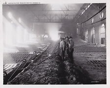 IROQUOIS SMELTER Chicago Illinois Factory Industrial ICONIC 1914 Rare photo