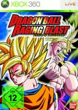 Xbox 360 DragonBall Raging Blast 1 Top Zustand