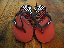 DVS Shoes Marbella Sandals New Red-Black US 9 EUR 42.5 DVS Shoes