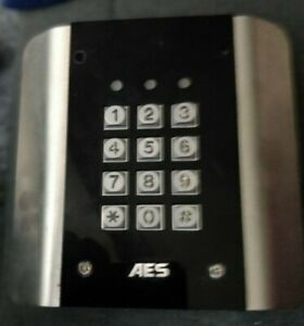 AES AESKP standalone architectural keypad - Used
