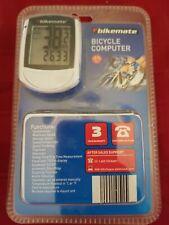 Bikemate Bicycle Computer Speedometer Odometer New In Package