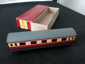Trix Twin Railway Bogie Coach Restaurant Car 1/580 in box