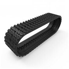 Prowler Rubber Track That Fits A Takeuchi Tl150 Zig Zag Tread