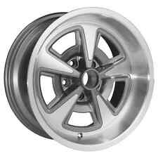 HOLDEN HQ-GTS SPRINT ALLOY WHEELS- 17x8 SUIT HQ-WB- NEW! GUNMETAL GREY MACHINED