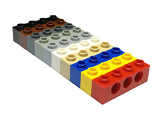 SELECT QTY NEW GIFT LEGO 3001 2 X 4 BRICK COLOURS A-L BESTPRICE