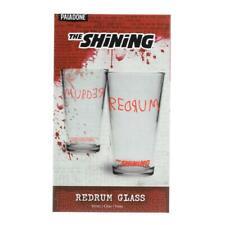 The Shining Redrum Licensed Horror Film Drinking Glass 450ml