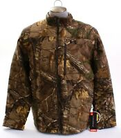 Under Armour Storm UA Extreme Wool Realtree AP Zip Front Hunting Jacket Men's