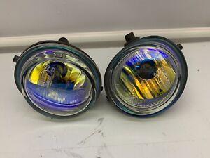 JDM BUMPER Rainbow FOG LIGHTS Mazda RX-8 SE3P  OEM