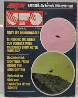 UFO Annual Magazine Aliens 1975 Argosy