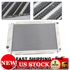 FOR 79-93 FORD MUSTANG MANUAL GT / LX 5.0L V8 302 ALUMINUM RACING RADIATOR USA