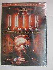 The Outer Limits - Fantastic Androids & Robots Collection (DVD, 2005) RARE NEW