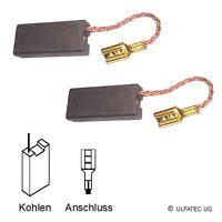 Kohlebürsten BLACK + DECKER Ersetzt 854500-930558 - 6,3x12,5x25mm (2214)