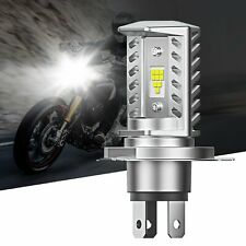 AUXITO H4 Motorcycle LED Headlight Bulb 9003 HB2 6000K 16000LM High/Low Beam