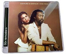 Stay Free: Expanded Edition - Ashford & Simpson (2015, CD NUOVO)