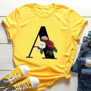 Blusas De Mujer Elegantes Camisas Letras Con Estampado Fino De Moda Para Mujer