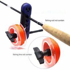 Fishing Line Spooler Winder Holder Spool Reel Portable Holding Winding Spinning