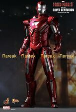 Hot Toys 1/6 Marvel Ironman 3 Silver Centurion Mark 33 XXXIII Action Figure