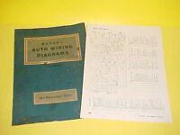1950 1951 1952 1953 1954 1955 1956 mercury montclair  1956 mercury color wiring diagram