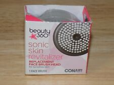 Beauty 360 Sonic Skin Revitalizer Replacement Face Brush Head Conair
