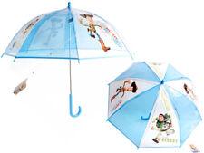 BNWT TOY STORY-BUZZ & WOODY Children's Bubble Dome Umbrella dans Blue