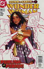 New listing Wonder Woman #196, (2nd Series), Down To Earth Part 1, Nice! Nm+ New (2003) Dc
