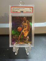 1996-97 Flair Showcase Kobe Bryant Row 1 Rookie Seat 31 PSA 7 RC 🔥🔥😂