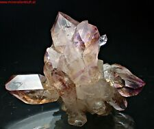 TOP AMETHYST Quartz crystal Specimen TAFELKOP Brandberg Erongo Namibia Afrika