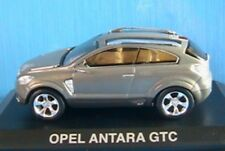 OPEL ANTARA GTC CONCEPT CAR 1/43 NOREV GERMANY SILVER ALTAYA