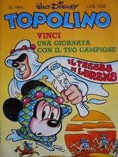 Topolino n°1664 [G.271]  - BUONO -