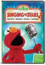 Sesame Street: Singing With The Stars 2 [New DVD]