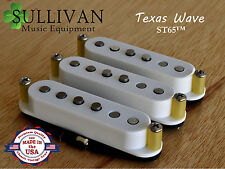 SME Stratocaster Pickups Hand Wound Special Strat Custom Shop Texas Wave  ST65