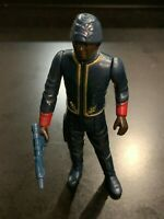 Vintage Bespin Security Guard 2 Star Wars Action Figure 1981 Hong Kong COMPLETE