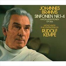 Rudolf Kempe Brahms Complete Symphonies 3 SACD Hybrid TOWER RECORDS JAPAN
