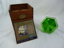 WINDJAMMER deck prism ac032 ** authentic models ** solid glass paperweight