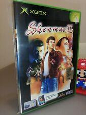 Shenmue 2 Xbox Pal Italian version like new perfect pari al nuovo